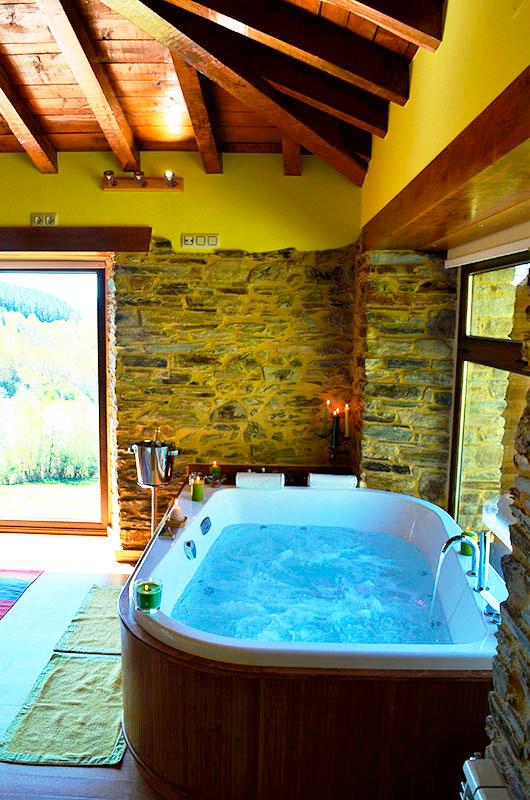 El encanto del valle casa de turismo rural en los oscos - Casas con encanto asturias ...